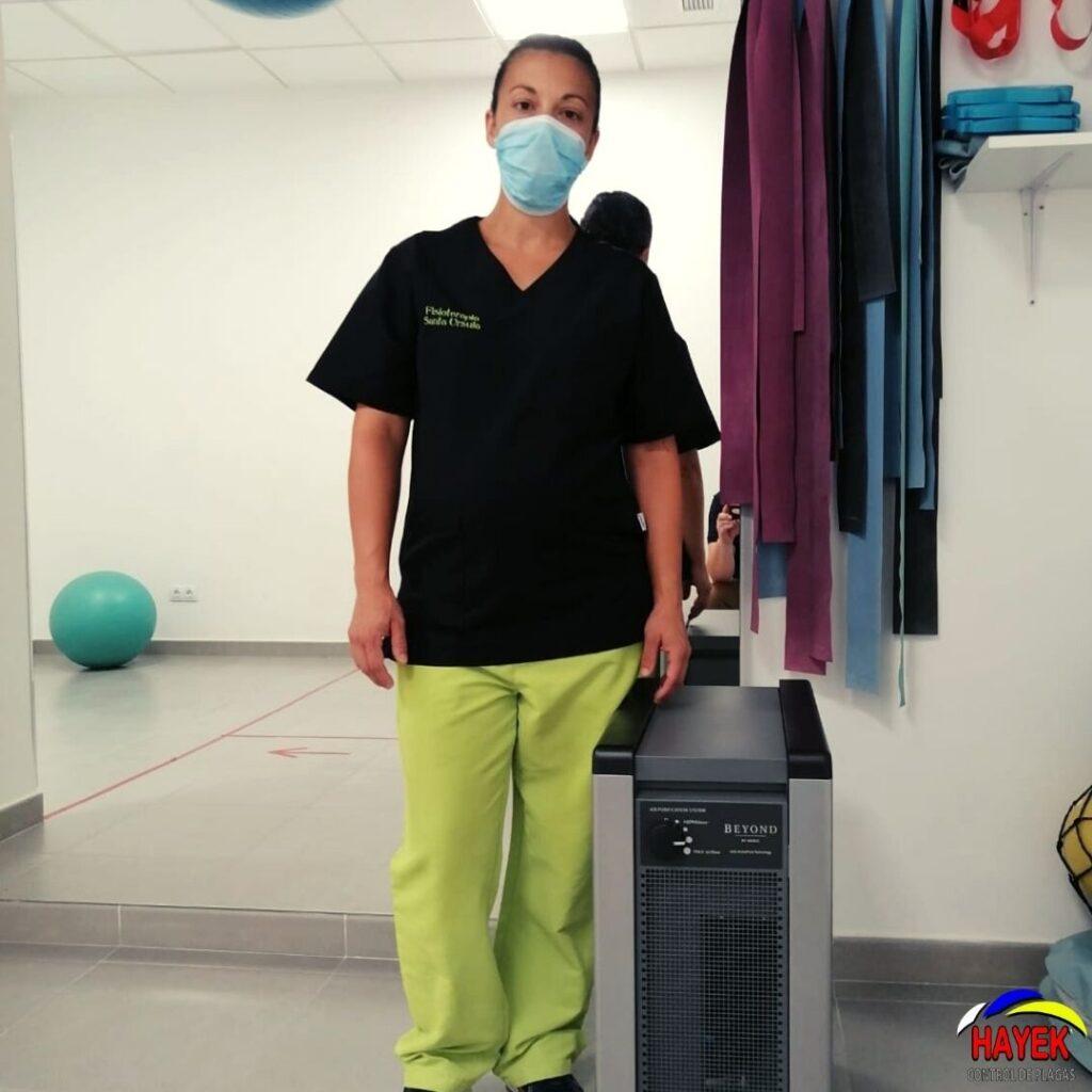 Purificador de aire Tenerife 3