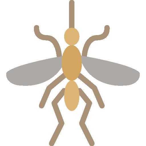 Ilustración de mosquito